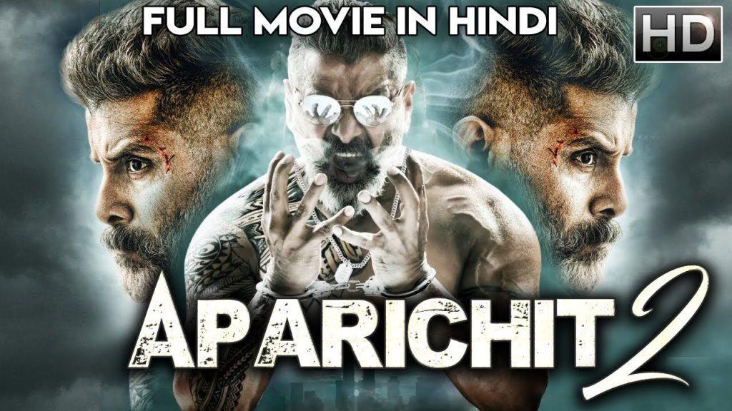 Aparichit 2 2019 Hindi Dubbed Movie HDRip 650MB
