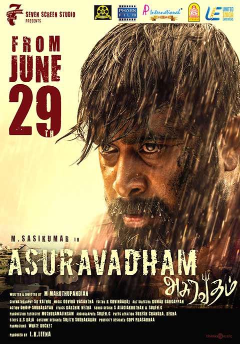 Asuravadham (2019) Hindi Dubbed 720p HDRip x264 1.1GB