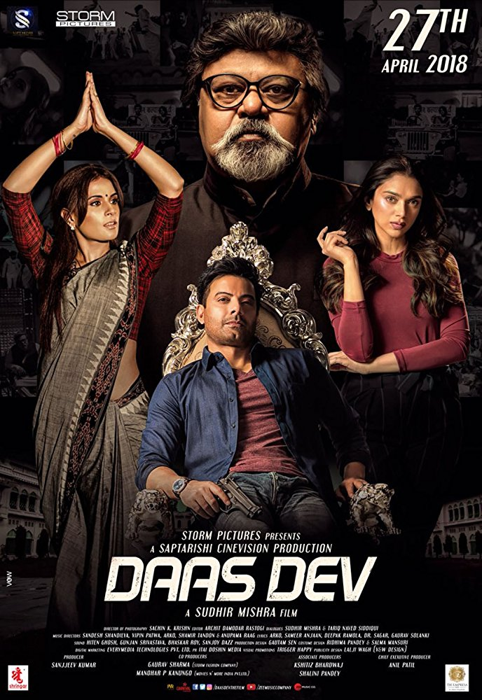 Daas Dev (2018) Hindi 300MB HDRip 480p x264