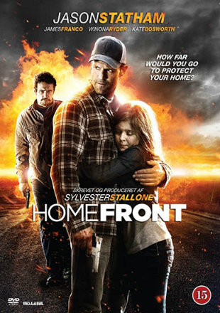Homefront 2013 Dual Audio Hindi 320MB BluRay 480p x264