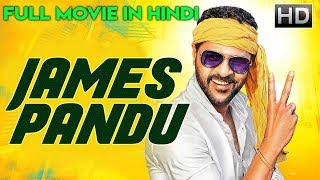 James Pandu (2019) Hindi Dubbed 300MB WEBRip 480p x264