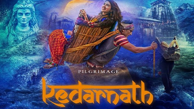 Kedarnath (2018) Hindi 420MB HDRip 480p x264