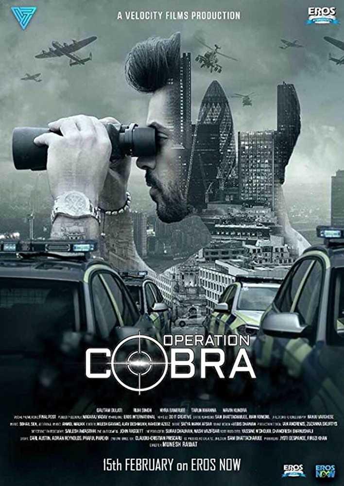 Operation Cobra 15 Dec (2019) Hindi Season 1 Ep1 To Ep6 300MB HDRip 480p x264