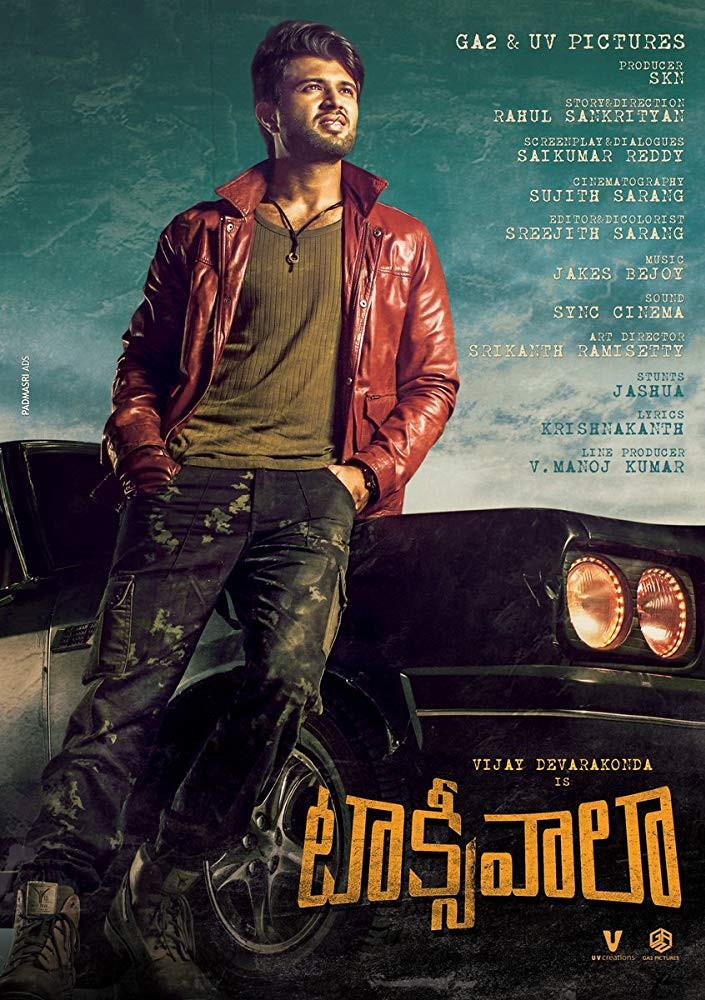 Taxiwala (2018) Telugu 300MB ORG HDRip 480p