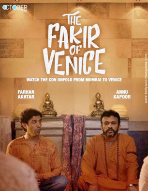 The Fakir Of Venice Movie (2019) Hindi PreDvDRip 500MB