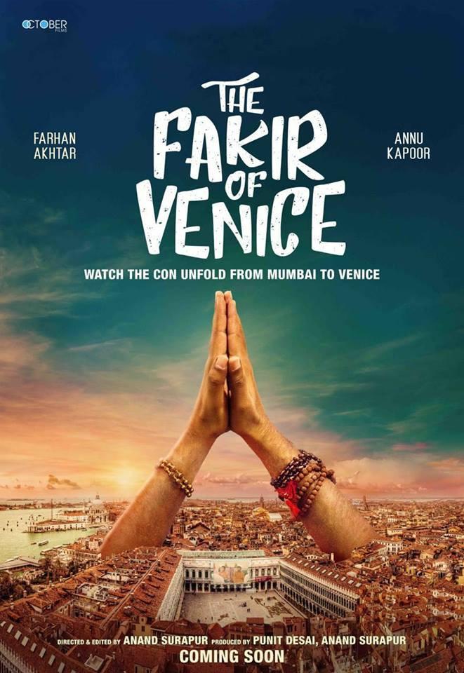 The Fakir of Venice (2019) Hindi 320MB Pre-DVDRip 480p x264
