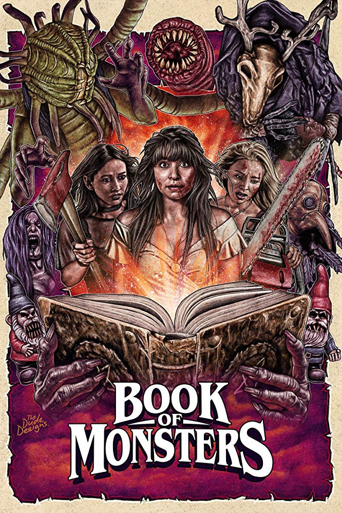Book of Monsters (2018) English 250MB HDRip 480p x264