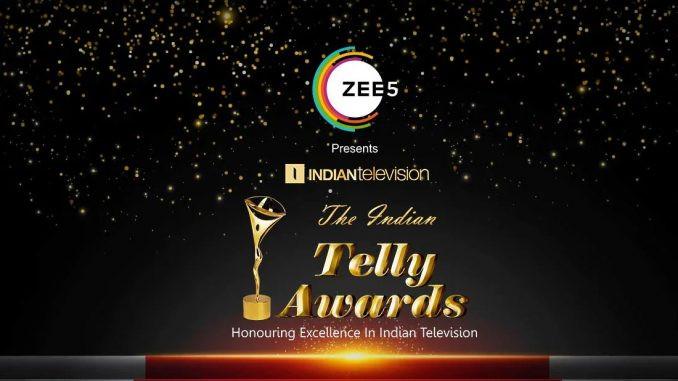 Indian Telly Awards (2019) Hindi HDRip x264 600MB