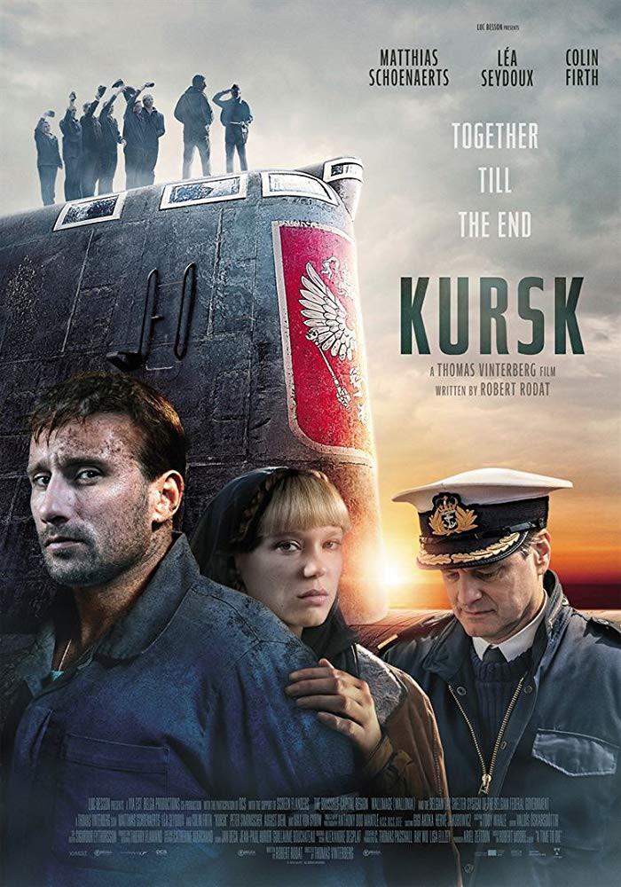 Kursk 2019 English 300MB HDRip 480p x264