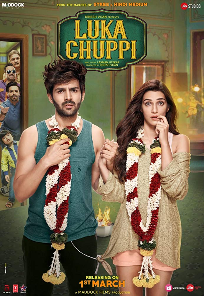 Luka Chuppi (2019) Hindi 720p Pre-DVDRip x264 999MB
