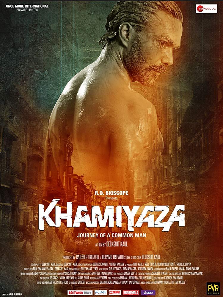 Khamiyaza: Journey of a Common Man (2019) Hindi 5000MB HDTV 720p HEVC x265