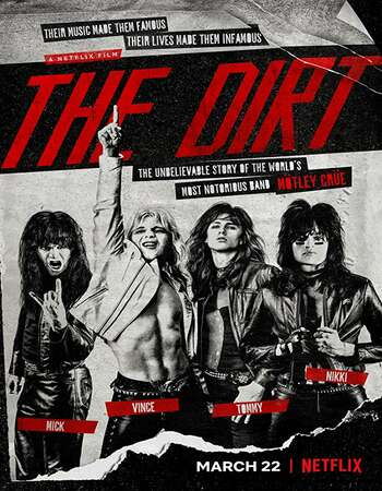 The Dirt 2019 Dual Audio Hindi 350MB Web-DL 480p x264 MSubs