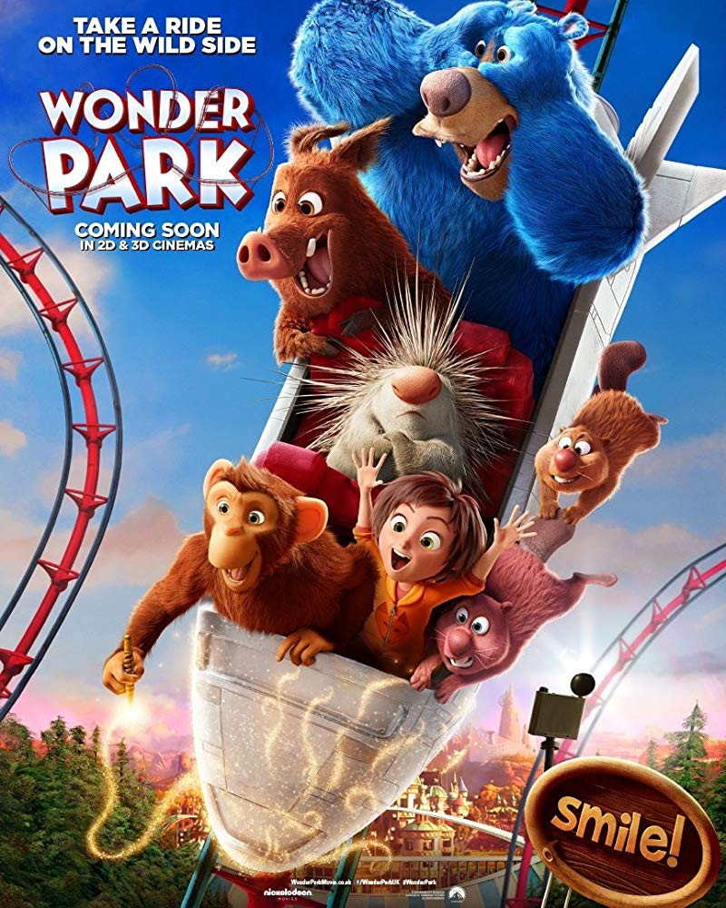 Wonder Park (2019) English 300MB HDCAMRip 480p x264