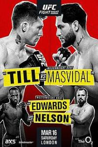 UFC Fight Night 147 Weigh Ins 2019 English 300MB WEBRip 480p x264