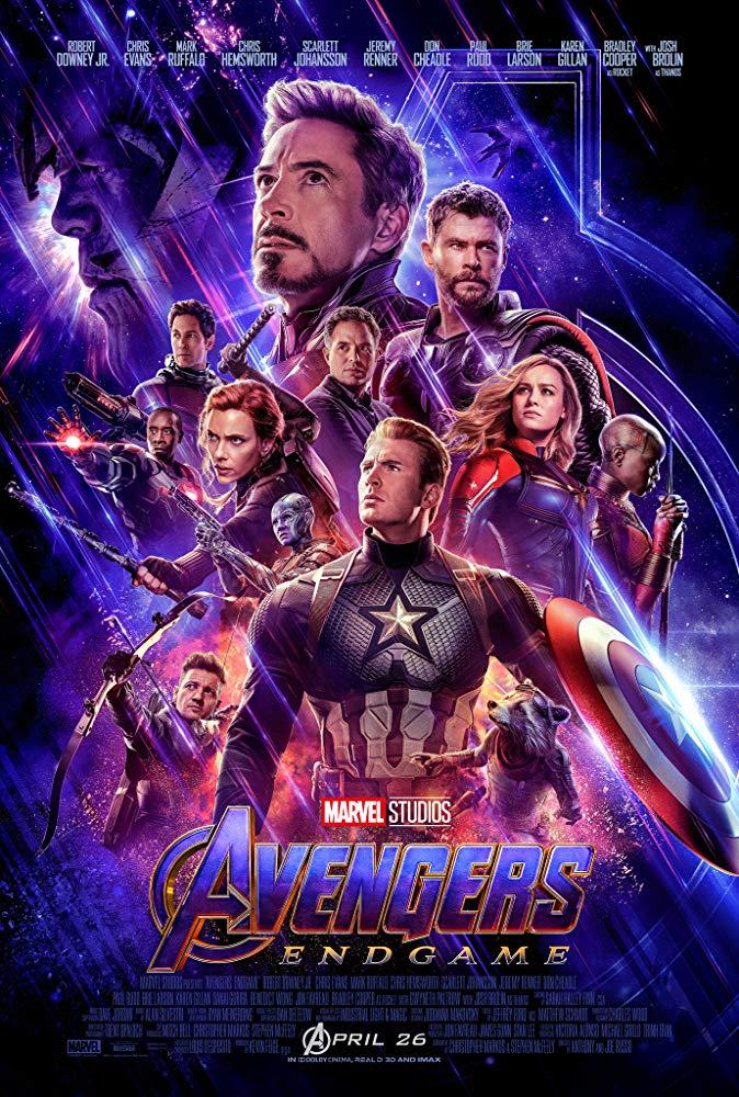 Avengers Endgame 2019 Hindi Dual Audio HDCam 800MB Download