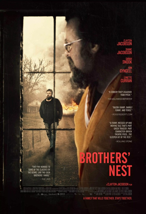 Brothers Nest (2019) English 300MB HDRip 480p x264