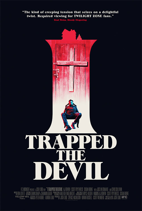 I Trapped the Devil (2019) English 250MB HDRip 480p x264