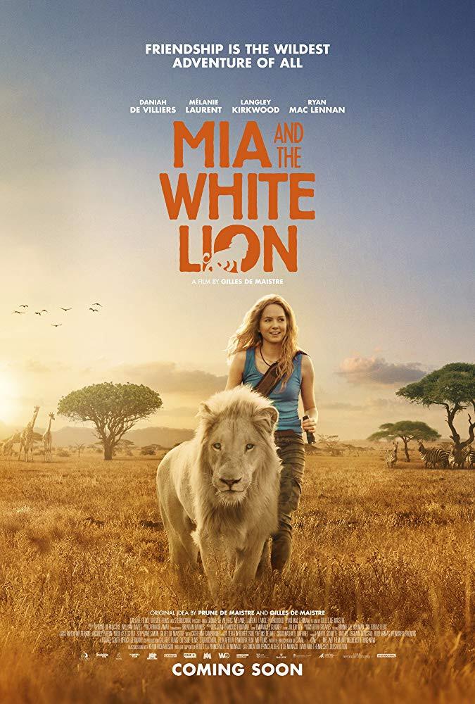 Mia and the White Lion (2019) English 300MB BluRay 480p x264