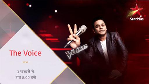 The Voice Season 3 6th April 2019 450MB HDTV 720p x264
