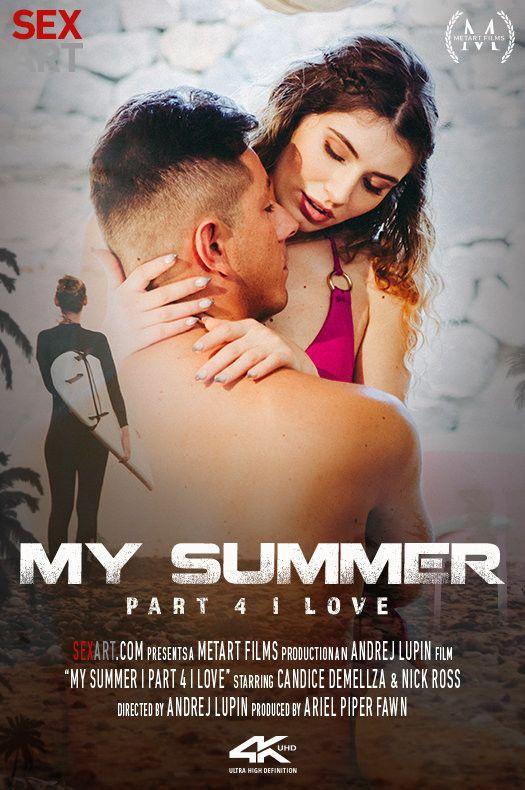18+ My Summer (2019) English 350MB HDRip 480p