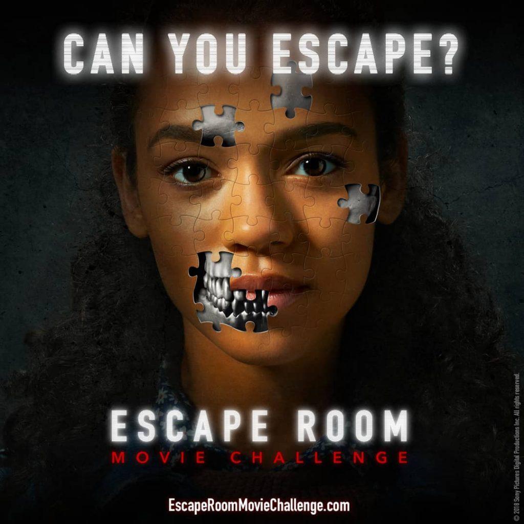Escape Room (2019) Dual Audio Hindi ORG 300MB BluRay 480p ESubs