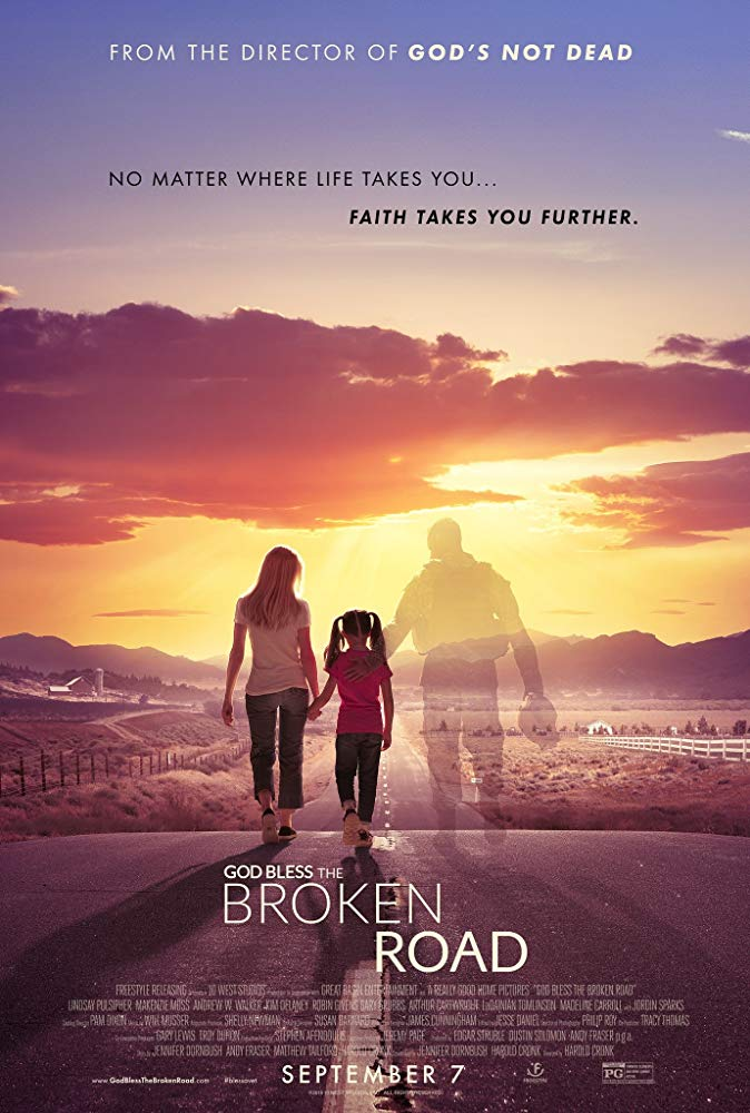 God Bless the Broken Road 2018 English 370MB BluRay 480p