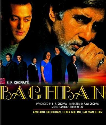 Baghban 2003 Hindi 720p BluRay ESubs 1.2GB