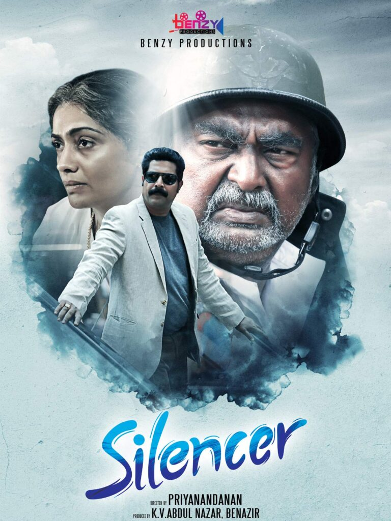 Silencer (2020) Malayalam HDRip 500MB ESub