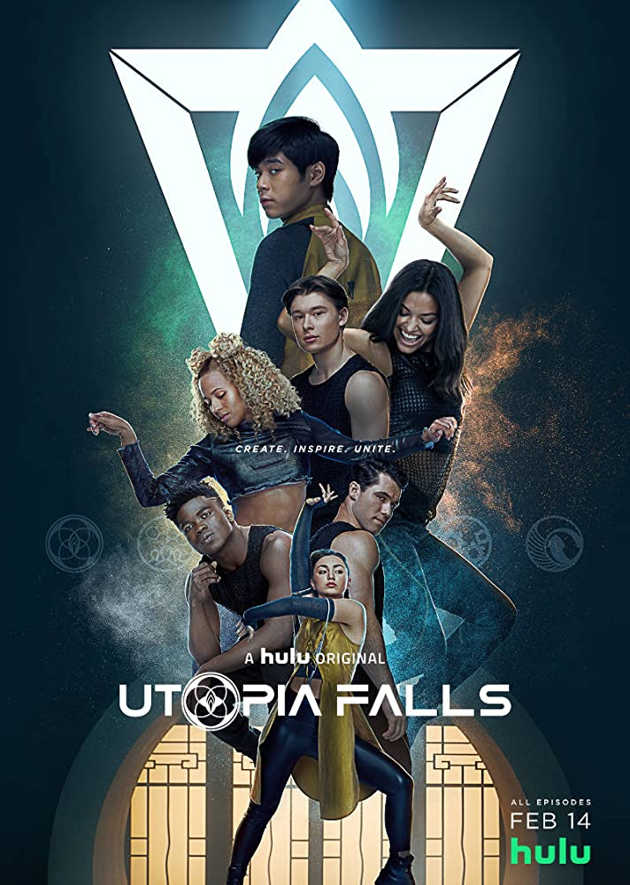 Utopia Falls (Face Off) 2020 Hindi S1 Complete 1.2GB HDRip 480p
