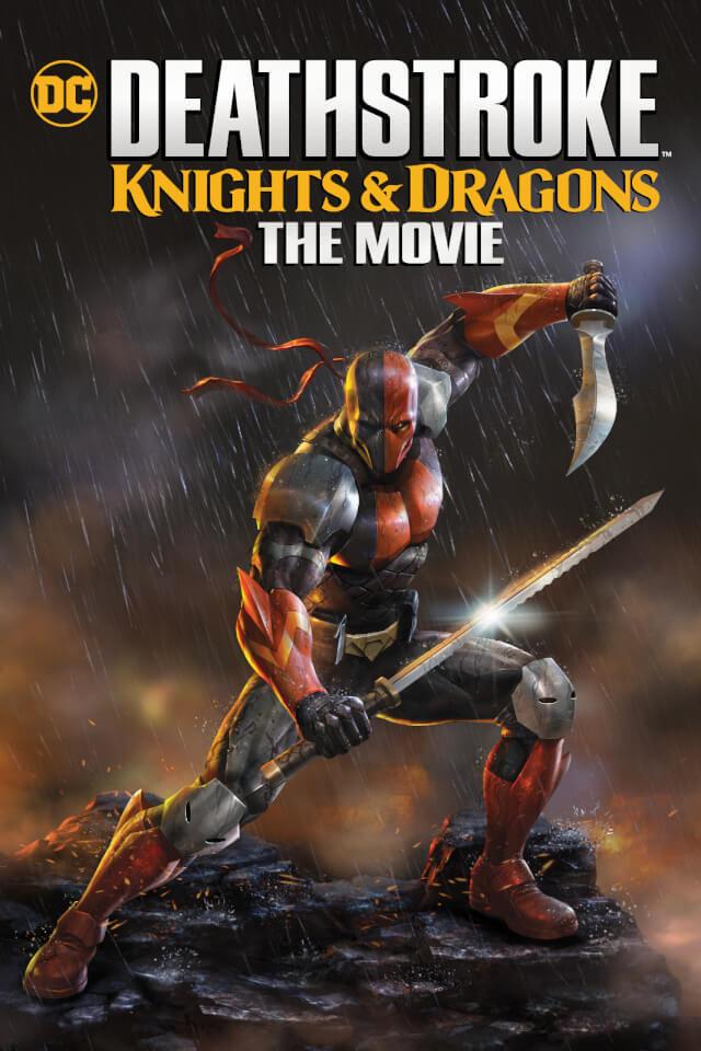 Deathstroke Knights & Dragons (2020) Dual Audio Hindi 300MB WEB-DL 480p Download