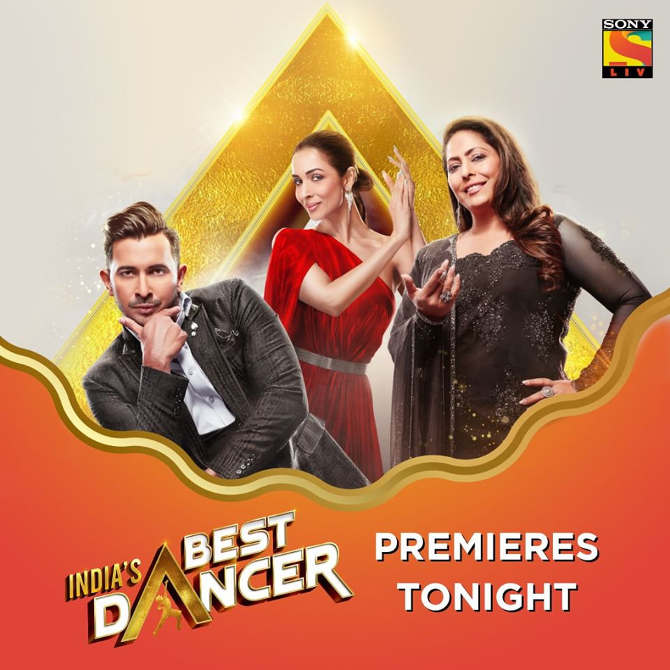 India's Best Dancer S01 (2020) EP19 Hindi (15 August) 720p HDRip 500MB