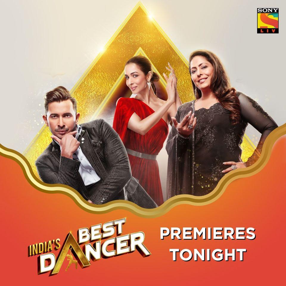 India's Best Dancer 22nd August 2020