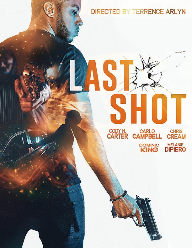Last Shot 2020 English 300MB HDRip 480p Download