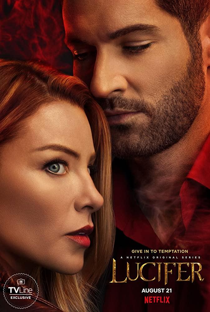 Lucifer S05 2020 Hindi Complete Netflix Web Series 480p HDRip 1.3GB Download