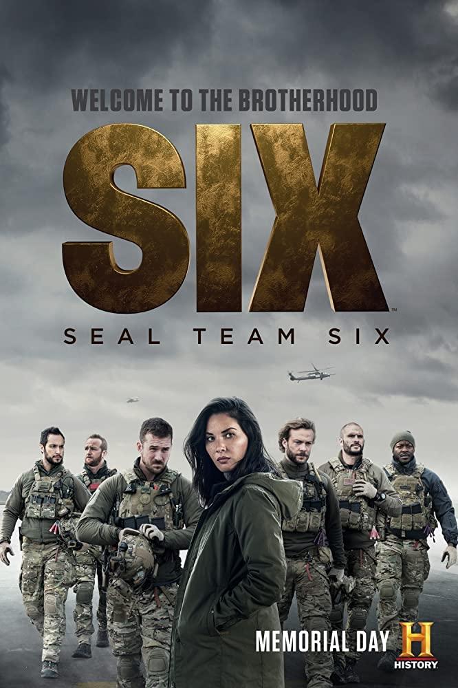 SIX (Season 1) EP02 Dual Audio [Hindi-DD5.1] 720p HDTV 300MB Download