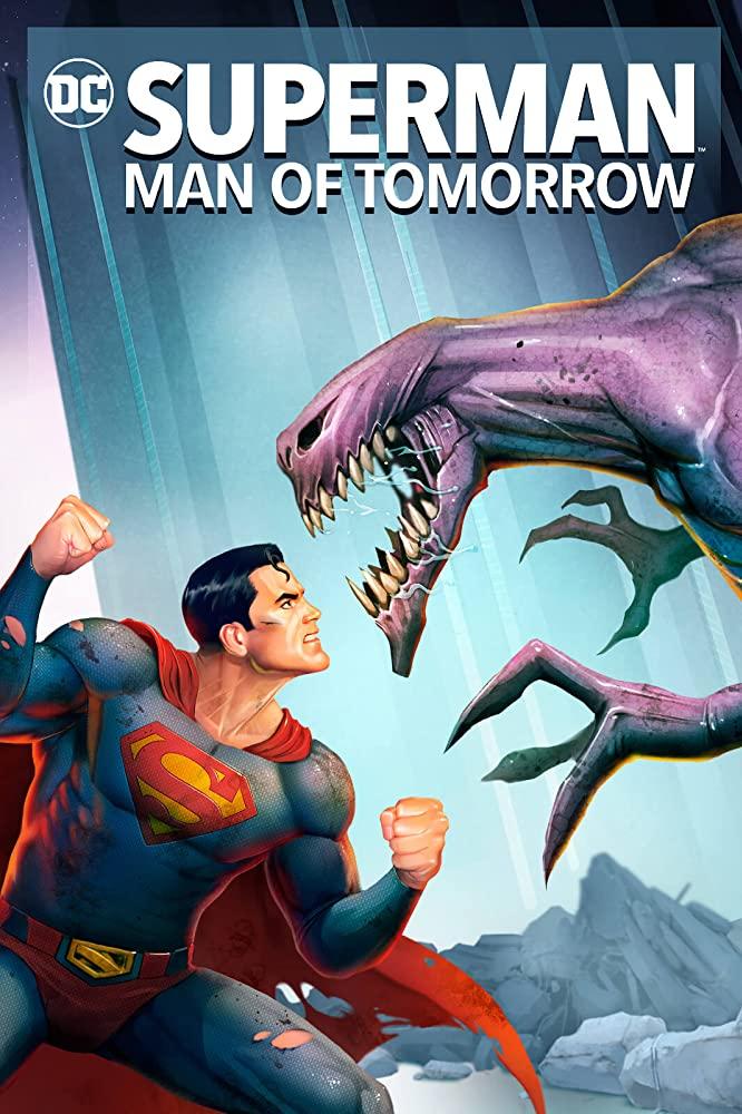 Superman Man of Tomorrow 2020 English 300MB HDRip 480p Download