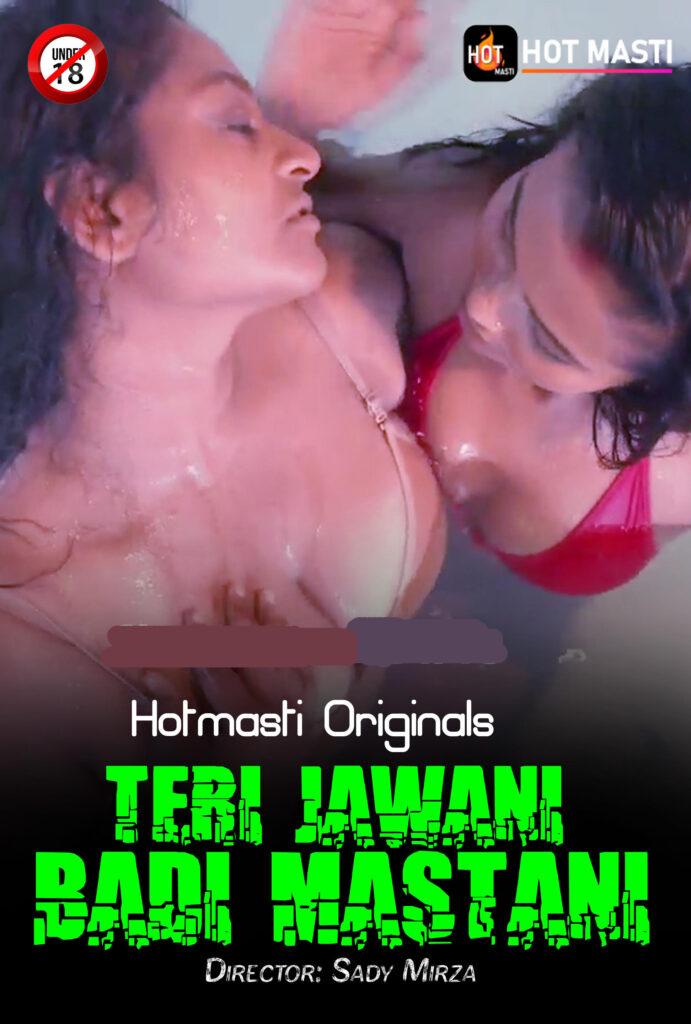 Teri Jawani Badi Mastani 2020 Hindi S01E01 HotMasti Web Series 720p HDRip 160MB
