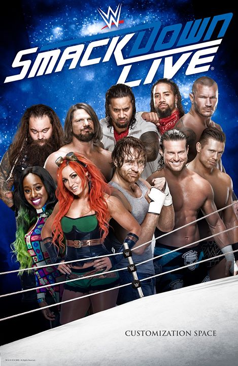 WWE Friday Night Smackdown (21th August 2020) English 250MB HDRip 480p Download