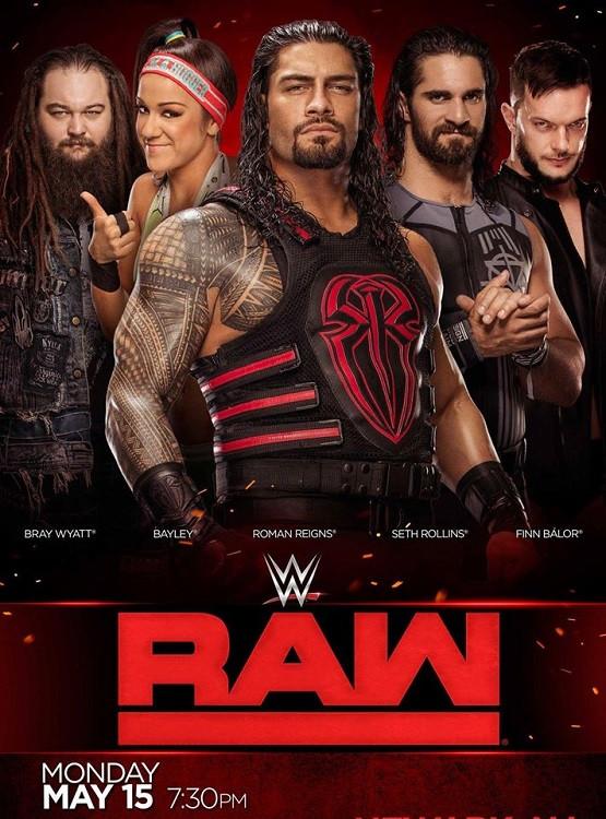 WWE Monday Night Raw (24 August 2020) English 720p HDTV 1.3GB Download